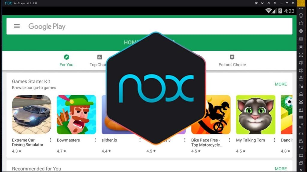 Android-Games-on-Windows-Using-Nox